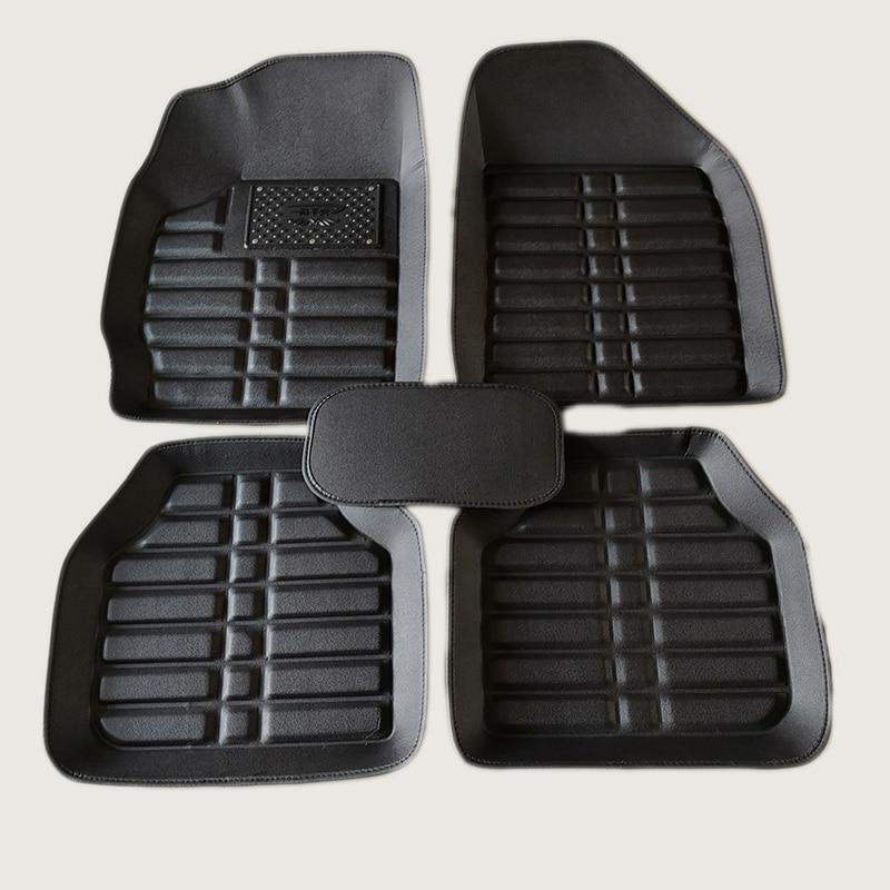 Audi Universel tapis De sol de Voiture pour a5 sportback a3 sportback tt mk1 Q3 Q5 Q7 S4 S5 S8 RS A1 A2 A3 A4 A5 A6 A7 A8 Modèles tapis de voiture