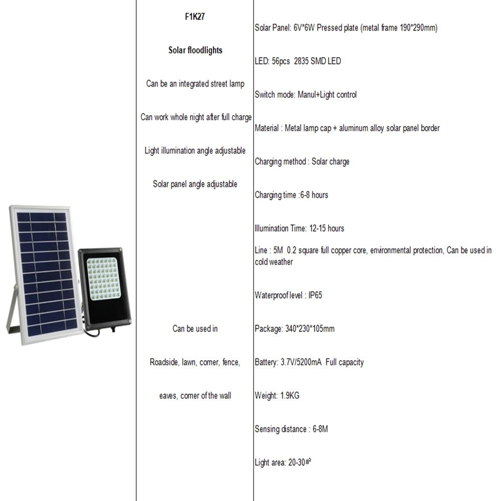 High Quality solar lamp