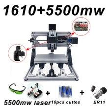 CNC1610 Laser Engraving Machine…