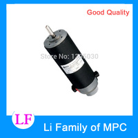 New 120W DC Servo Motor DCM50207 1000 Brushed 2900 rpm Single ended With English Manual dc motor encoder
