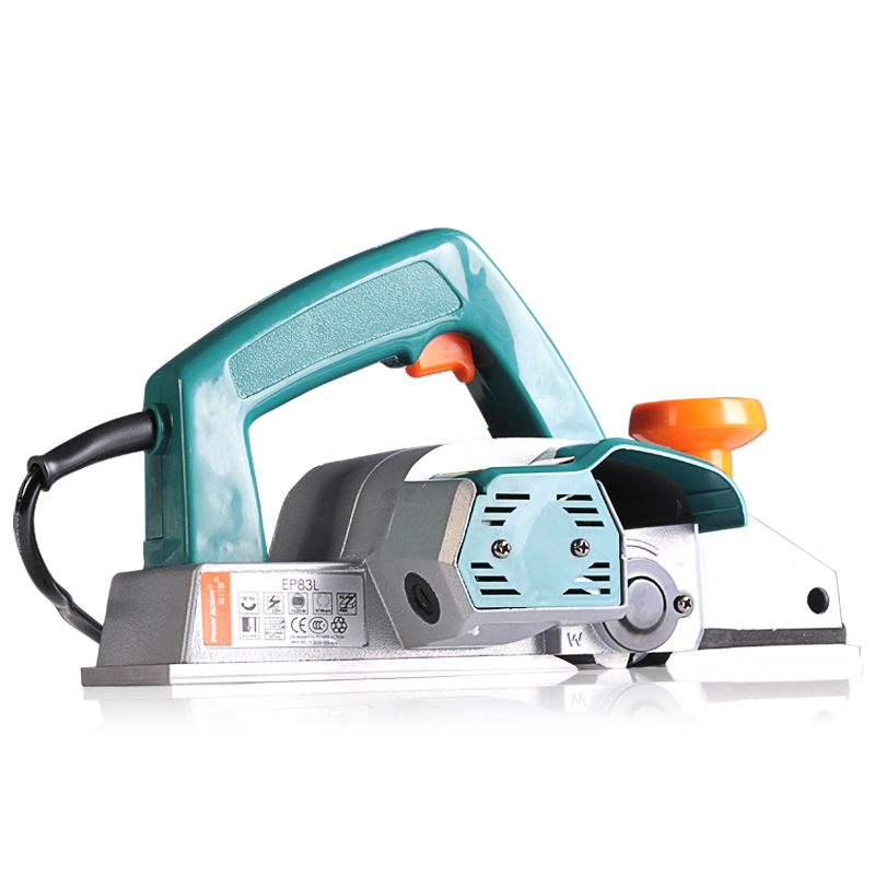 220V 1050W Portable Wood Working Electric Planer Electric Hand ...