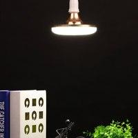 E27 2200lm 220V LED Bulb Flying Saucer Shape Pull Down Ceiling Light Lamp