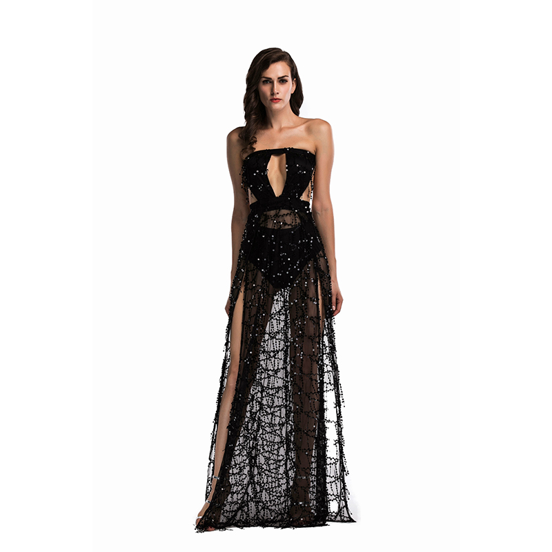 Womens 20s Style Shining Flapper Dress 1920s Vintage Gatsby Great Gatsby Charleston Sequin Tassel Party Gold Mesh Sequins Dress
