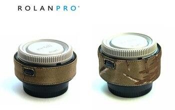 ROLANPRO Camouflage Rain Cover for Nikon 1.4X II/III, 1.7X II/III, 2X II, 2X III Barlow Guns Clothing Barlow Protection Sleeve фото