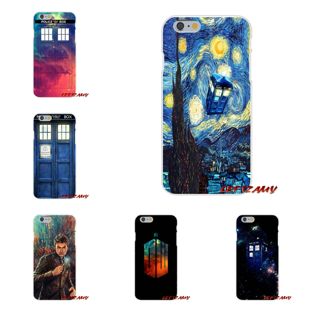 Doctor Who For HTC One M7 M8 A9 M9 E9 Plus U11 Desire 630 530 626 628 816 820 Accessories Phone Shell Covers