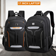 купить Fashion 17 Inch Laptop Backpacks Bag Men Women College School Large Backpack 15.6 Notebook Male Female Waterproof Travel BagPack дешево