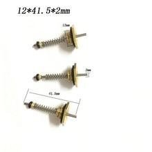 2 шт. Высокое качество газовый котел водяной клапан наперсток 12 мм Длина 41 мм для LPG водонагреватель клапан