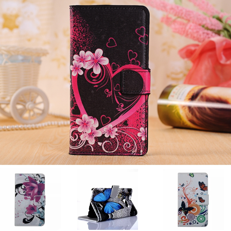 Leather Wallet Fundas Phone Case For Samsung Galaxy Core 2 II SM-G355H G355 G3559 G3556D Phone Bags TPU Back Cover Card Holder