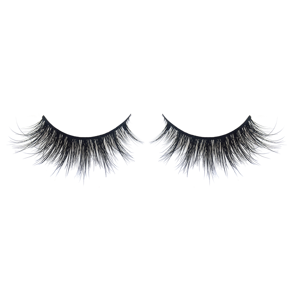 Misslamode False Eyelashes Natural Long Sexy Eyelash False Extensions 3d Mink Lashes Fake False Eyelashes Natural Hair XMZ06