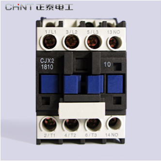 Original CHINT Electrical Circuit AC Contactor CJX2 1810 CJX2 220V 380V 18A 3 Pole 3P NO original chint electrical circuit ac contactor cjx2 1810 cjx2 220v chint contactor wiring diagram at creativeand.co