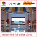 P4 крытый RGB полноцветный светодиодный видео стены размер 512x512 мм led большой экран знак фон система синхронизации
