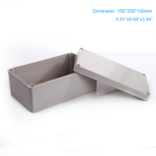 Free shipping ,  150*200*100mm plastic enclosures for electronics waterproof ip66 ABS box  цены