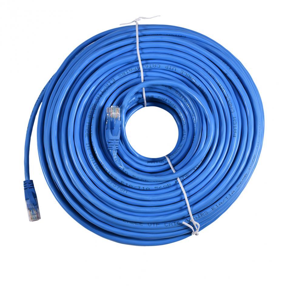 # C1 Lan Cable CAT 6 red Lan Ethernet Patch Cable línea 250 MHz RJ45 azul