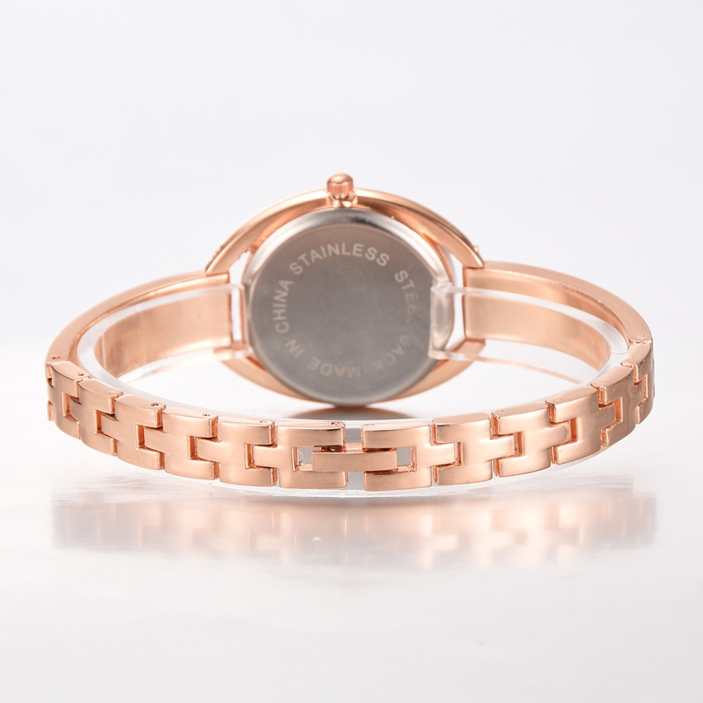 Lvpai Brand Luxury Women Bracelet Watches Fashion Women Dress Wristwatch Ladies Quartz Sport Rose Gold Watch