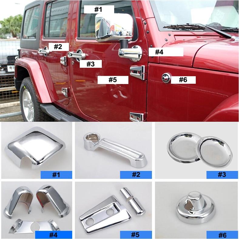 Jeep Door Hinge Mirrors. Image Is Loading With Jeep Door