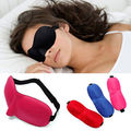3D Eye Sleeping Rest Travel Sleep Mask Soft Sponge Cover Shade Blinder Blindfold Eyeshade