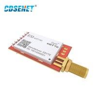 sma נקבה מודול RF 1pc SX1212 433MHz אלחוטי CDSENET E33-TTL-20 משדר SMA נקבה UART והמקלט (4)