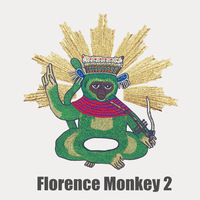 Fashion Large Water Soluble Embroidery Florence Monkey Decorative Cloth Stickers DIY High end Patch Accessories For Clothes