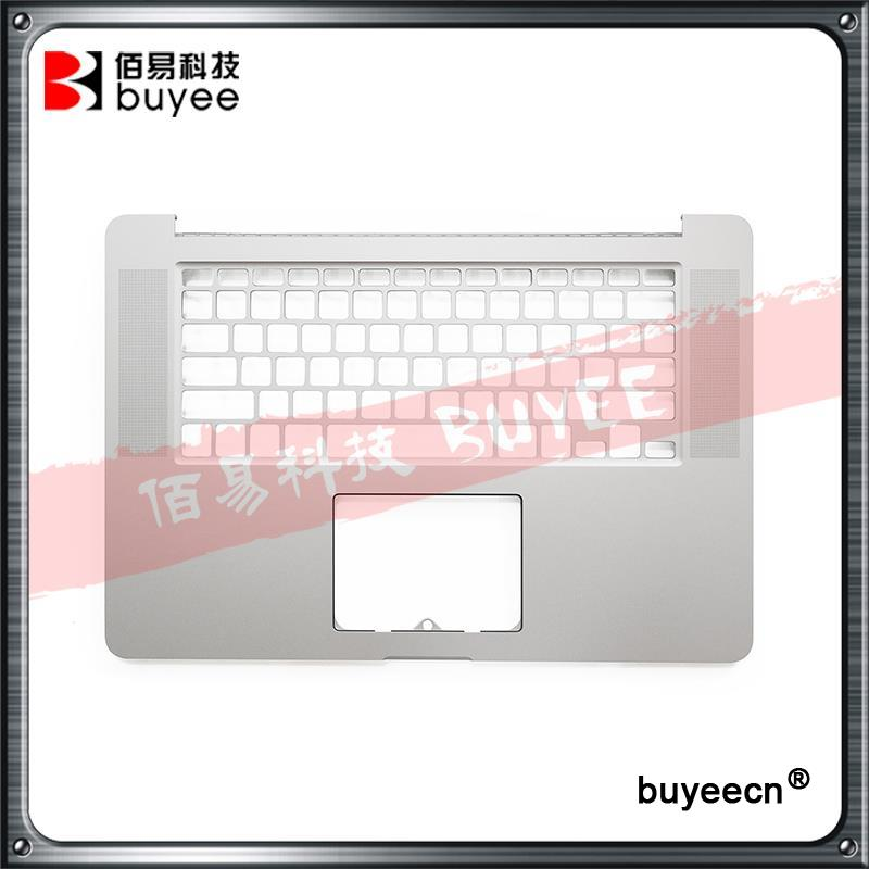 Original New A1398 Laptop Palmrest Topcase 2012 For Macbook Pro Retina 15'' A1398 Upper Top Case Cover US Layout Replacement original new a1398 palmrest english verision 2012 for macbook pro retina 15 a1398 upper top case cover uk layout replacement
