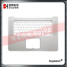 Original New A1398 Laptop Palmrest Topcase 2012 For Macbook Pro Retina 15'' A1398 Upper Top Case Cover US Layout Replacement