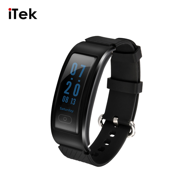 TK31 Bluetooth 4.0 Smart Bracelet Heart Rate Monitor IP68 Waterproof Swimming Sport Tracker Anti-lost for Android iOS PK Fitbit