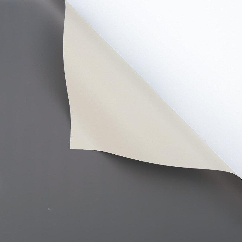 60 см* 10 м/рулон конфеты цвет цветок оберточная бумага Роза свадебная бумага для украшения на рождество упаковка букета материал - Color: O