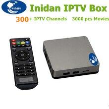 VSHAE HD Indien IPTV Boîte soutien Indienne Live TV Canaux Indien IPTV Canaux 300 + Canaux IPTV Boîte Indien