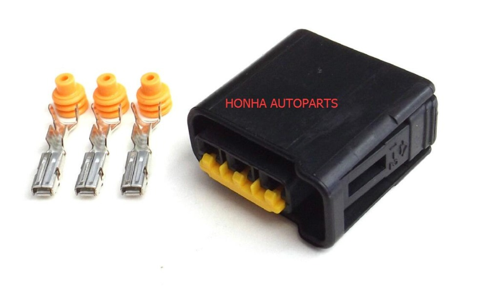 US $11 39 5% OFF|Free Shipping for Furukawa FW 090 3 Pin Female Connector  FW C D3F B For Subaru Ignition Coil Connector for Impreza WRX Sti-in  Cables,