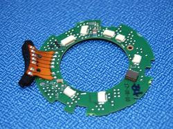 NEW For Canon EF-S 17-85mm F/4-5.6 IS USM Main Circuit PCB MCU Board Motherboard With Contact Cable Lens Repair Part