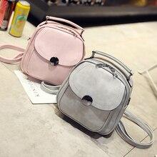 Женщины рюкзак искусственная кожа женские рюкзаки школа моды девушек Двусторонняя сумки женские Back Pack Mochilas