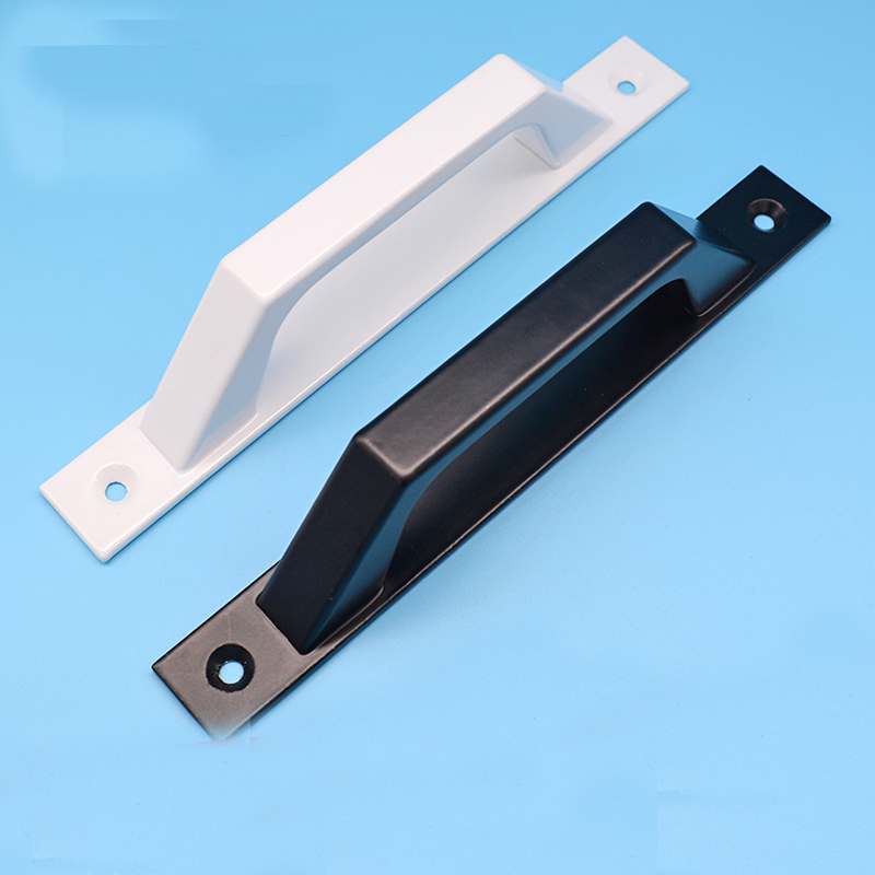 Aluminum Alloy Push and Pull Door Handle Surface Mounted Glass Plastic Steel Balcony Kitchen Door Window HandleAluminum Alloy Push and Pull Door Handle Surface Mounted Glass Plastic Steel Balcony Kitchen Door Window Handle