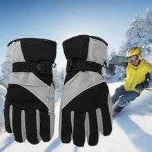 Zimní outdoorové rukavice, vodě a větru odolné