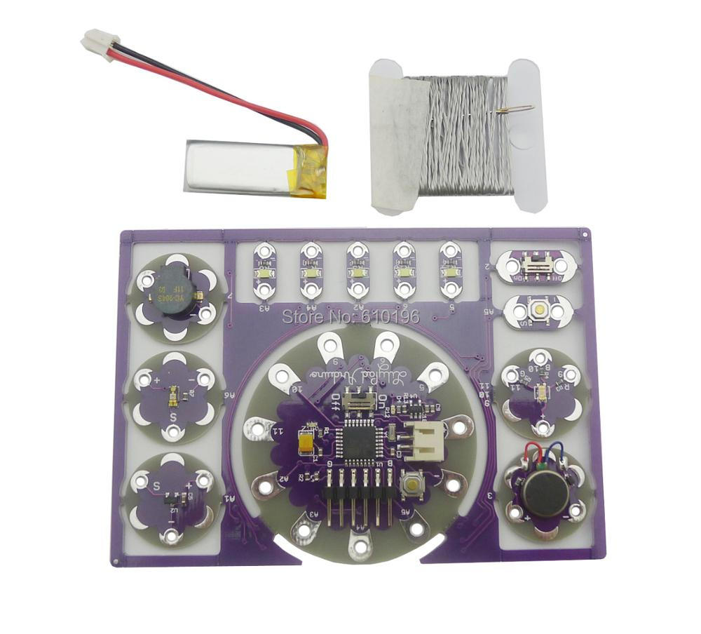 1Pcs TEMT6000 Lilypad Light Sensor Module Ic New nc