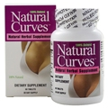 GNC GNC Natural Breast Enhancement  pills - curved plant Breast Recipe - balance female hormones -60 capsules for 30 days