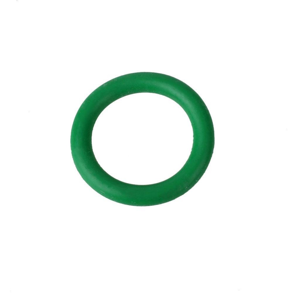 270 Pcs Rubber O Ring 18 Sizes O-Ring Washer Seals Watertightness Assortment Silicone Rubber Green Car-styling Automobile