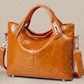 2017 New  Fashion luxury famous Zipper Women Pu Leather Handbags ladies Shoulder bags female Retro Vintage Messenger Bag HB0026
