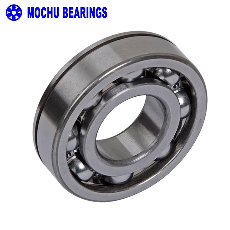 1pcs Bearing 6306 6306N 30x72x19 6306NR MOCHU Deep Groove Ball Bearings, Single Row, With A Snap Ring Groove