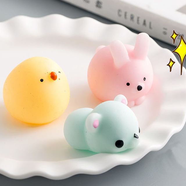 Squishy Soft Antistress Funny Animals Toys