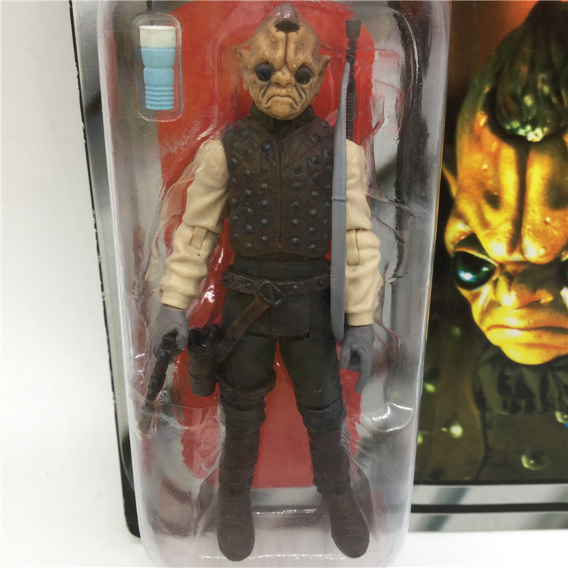 3.75 1/18 Action Figure STAR WAR PVC Kids Toy Gift Free shipping S065