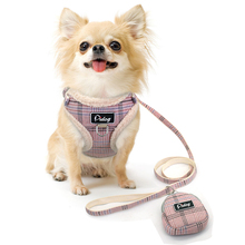 Breathable, adjustable Yorkie Harness / Vest