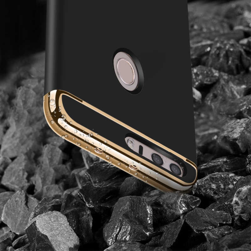 HUAWEI Honor 8 Case Cover MOFI Honor 8 Back Case 3 in 1 Luxury Hard Back Cover Case for HUAWEI Honor 8 fundas coque capa 5.2''