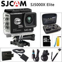 SJCAM SJ5000X Elite Sport Action Camera 1080P Full HD 4K Gyro 2.0 inch NTK96660 Original CAM Diving 30m Waterproof Sports DV