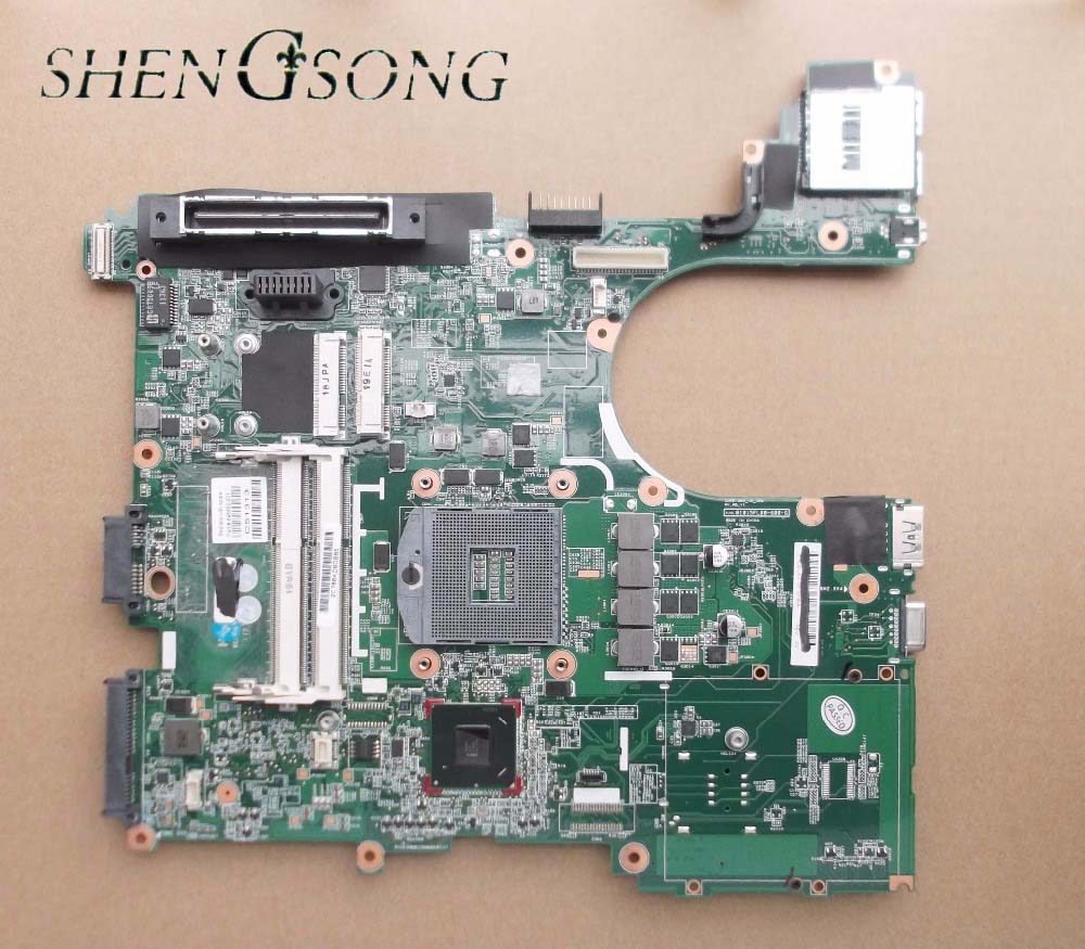 все цены на 646964-001 for HP 8560P Intel Laptop motherboard for HP 646964 001 QM67 100% Tested and guaranteed in good working condition!! онлайн