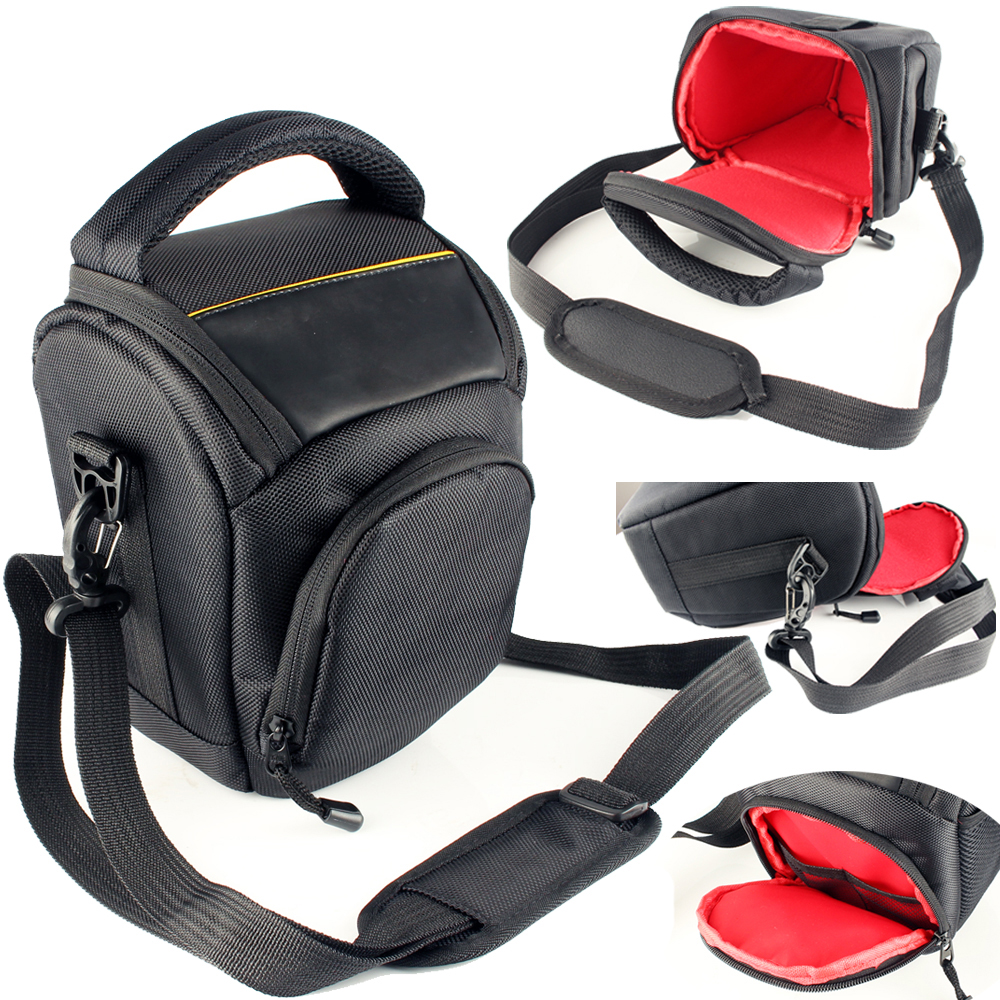 DSLR Camera Shoulder Bag Case for Nikon D3400 D3300 D3200 B700 D7100 D7200 D5600 D5500 D5100 D5200 D5300 D40 D90 D750 D600 D800