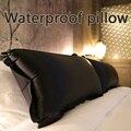 OMYSKY черная секс мебельная Подушка Надувные водонепроницаемые пары флирт взрослые любовные позиции подушка секс мебель БДСМ для пар