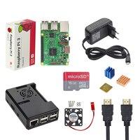 Raspberry Pi 3 B Starter Kit Raspberry Pi 3 Model B ABS Case 16 G TF