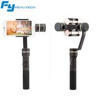 FeiyuTech SPG Handheld Splash Proof SPG C 3 Axis Gimbal Stabilizer For IPhone Smartphone Gopro Action