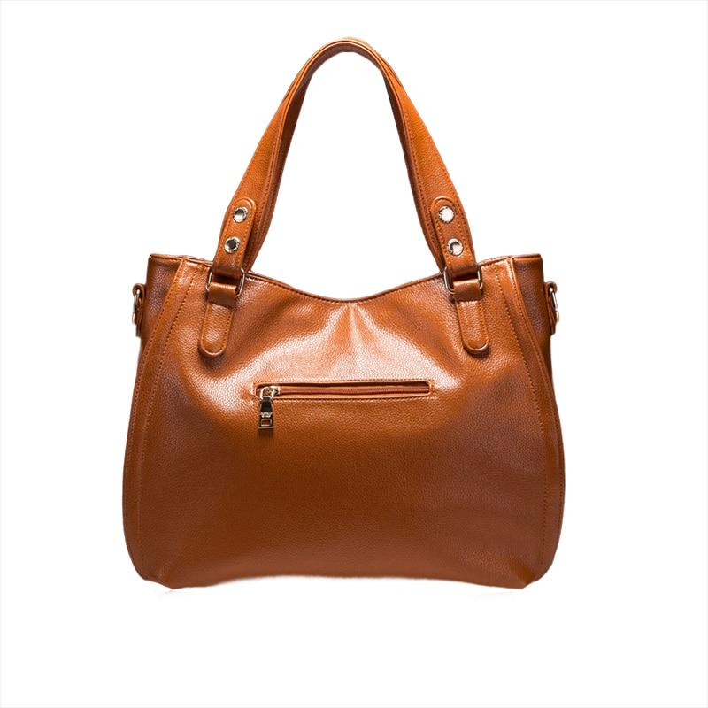 Jenama Terkenal Designer Handbags Berkualiti Tinggi Asli Kulit Wanita - Beg tangan - Foto 3