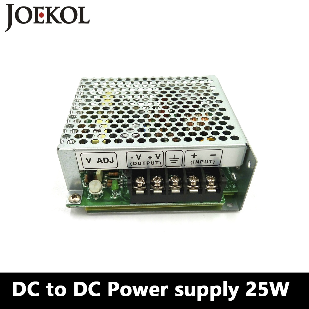 SD-25 DC to DC switching power supply,25W dc power supply for Led Strip,DC 9.2V~72V Transformer to 5v 12v 24v 48v pka2211pi 24v 5v 25w dc dc power supply module