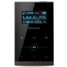 36 horas * Newsmy G1 alta fidelidad metal lossess entusiasta MP3 con 8 GB * WMA del MP3 APE FLAC WAV formato